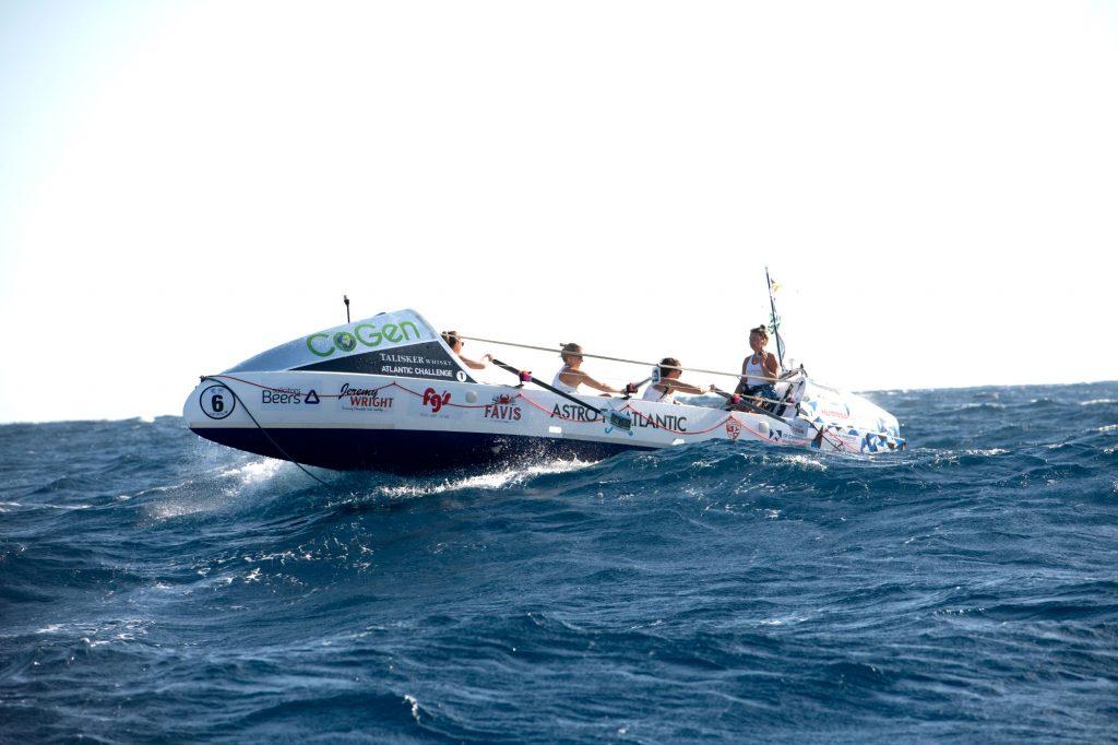 Rannoch Adventures Boat