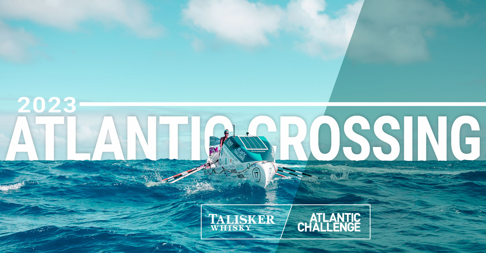 talisker whisky atlantic challenge